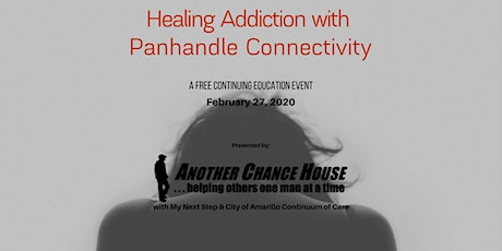 Healing Addiction with Panhandle Connectivity tickets