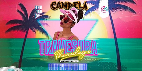 Travesura Thursday's at Candela Bar Brickell  tickets