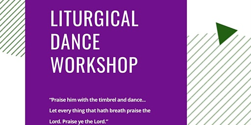 Living Arts Collective and The Harambee Collective presents: A Liturgical Workshop