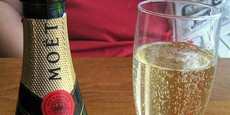 Moet Ladies's lounge: Champagne  & Wine tasting happy hour tickets