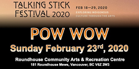 Talking Stick Festival - Powwow 2020 tickets