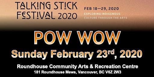 Talking Stick Festival - Powwow 2020