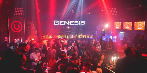 Official GENESIS Party al VIBE ROOM Milano | Info: 3355290025 (WhatsApp)