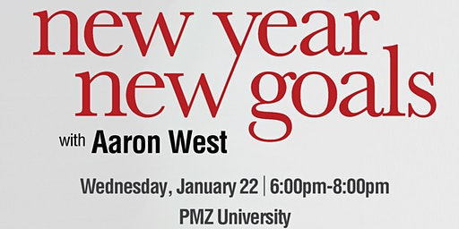 New Year, New Goals - 2020 Goal Writing