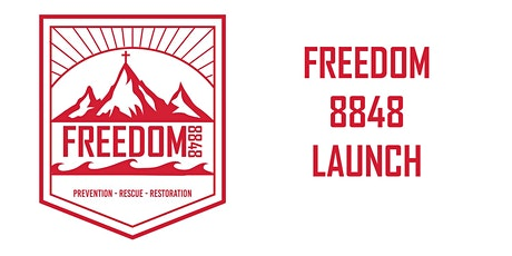 Freedom 8848 Launch tickets