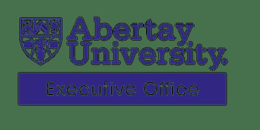 Abertay Staff Digital Strategy Consultation