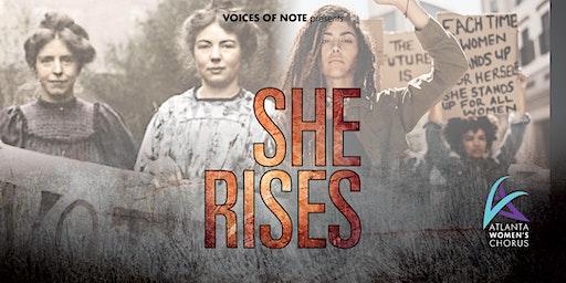 Atlanta Women's Chorus - She Rises