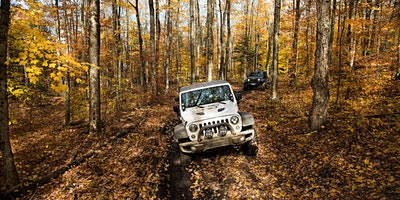 Off Road Addiction – JEEP 201 Minden Wheeling