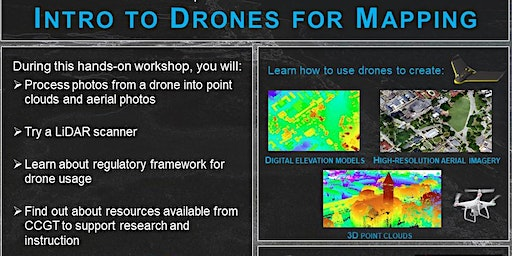 Intro to Drones for Mapping--morning session