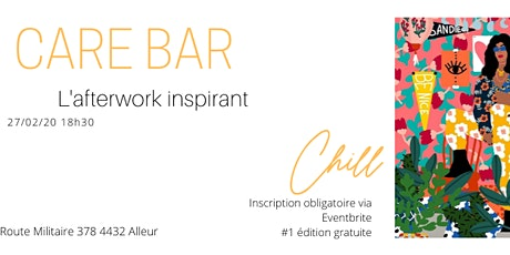 Care Bar : L'afterwork inspirant billets
