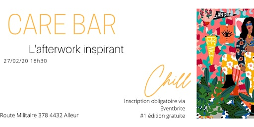 Care Bar : L'afterwork inspirant