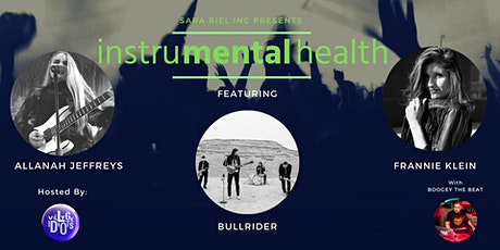 instrumental health by Sara Riel Inc tickets