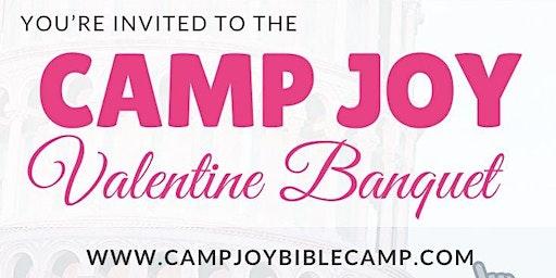 Camp JOY Valentine Banquet Date-Night 2020