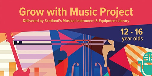 Build Your Own Band as part of the: 'Grow With Music' Project