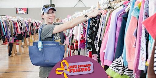 First Responder Family PreSale Shopping Pass - JBF Sherman Spring 2020