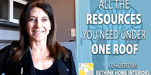 Home Staging and Seller Workshop with Re-Think Home Interiors
