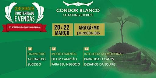 COACHING DE PROSPERIDADE E VENDAS - ARAXÁ - MG - MARÇO - 2020