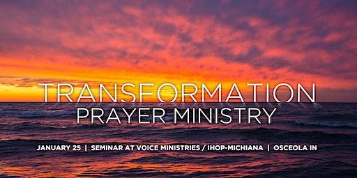 TRANSFORMATION PRAYER SEMINAR