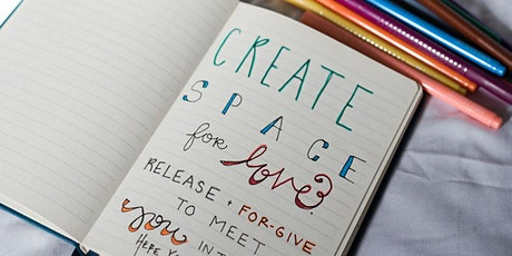 A Creative Hand Lettering Practice with Artist Nichole Rae tickets