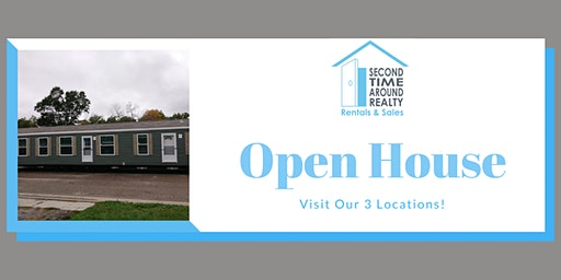 Open Houses! -  Birch Tree Estates