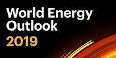 Informe anual 2019 de l'Agència Internacional de l'Energia: una visió de prospectiva energètica tickets