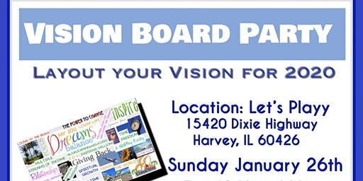 EmPower Vision Board Party (Unisex)