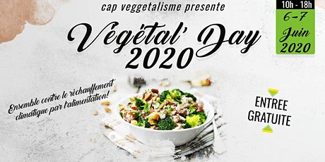 VEGGETAL 'DAY 2020 billets