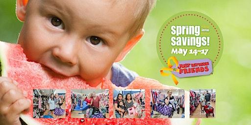 JBF Eau Claire Kids' & Maternity Sale | May 14-17
