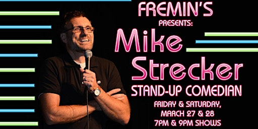 Mike Strecker Stand-up Comedian