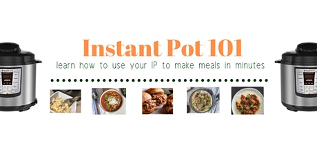 Instant Pot 101@ Capital Chiropractic tickets