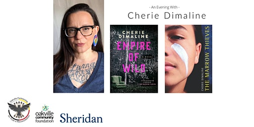 An Evening with Cherie Dimaline