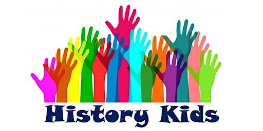 History Kids Club- April Workshop