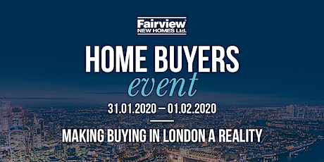 Home Buyers Event - Fairview New Homes tickets