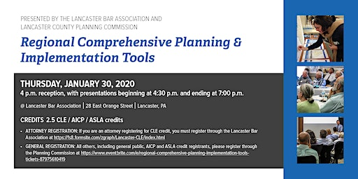 Regional Comprehensive Planning  & Implementation Tools