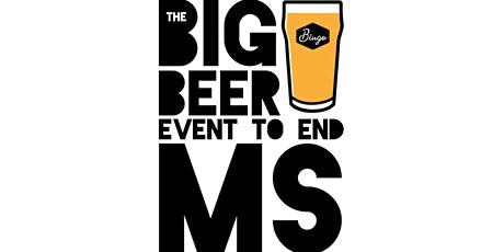 The Big Beer Event To End MS tickets