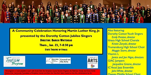 A Community Celebration Honoring Martin Luther King Jr.