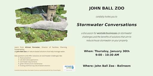 Stormwater Conversations