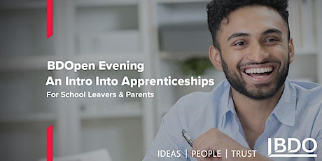 BDOpen Evening - Apprenticeships tickets