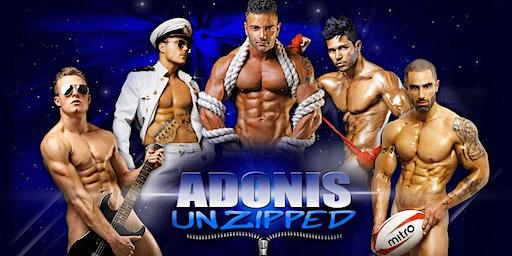 Adonis Unzipped Ladies Night