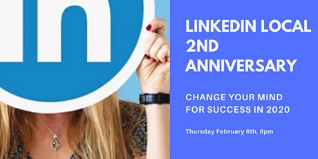 LinkedIn Local Halifax 2nd  Anniversary - Networking event tickets