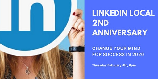 LinkedIn Local Halifax 2nd  Anniversary - Networking event
