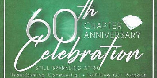 The Links, Incorporated Jackson (MS) 60th Chapter Anniversary Celebration