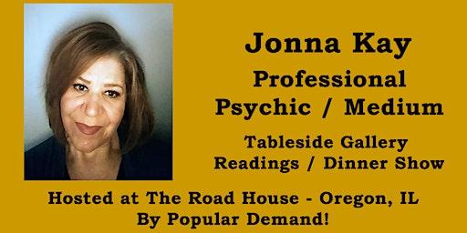 Jonna Kay - Professional Psychic Medium Gallery Reading