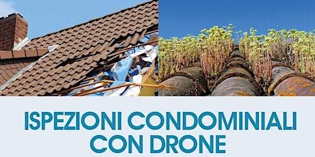 Ispezioni urbane per condominii con Drone APR  | Seminario gratuito biglietti