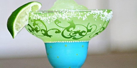 Margarita Glass Painting at Los Jefes tickets