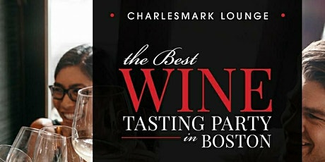 Wine Tasting Event - Charlesmark Hotel & Lounge tickets