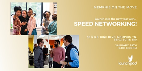 Memphis on the Move: Speed Networking tickets