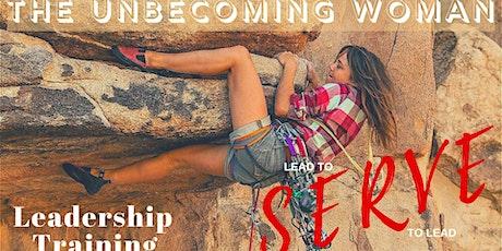 SERVE Leadership Class for Women tickets