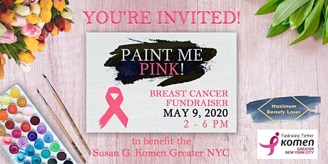 Paint Me Pink ( a Paint & Sip event) tickets