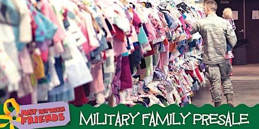 JBF Eau Claire Military & First-Responders Presale Spring 2020